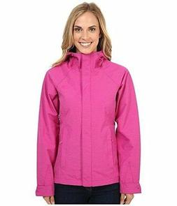 NWT The North Face Women's Novelty Venture Jacket Fuschia/Pi