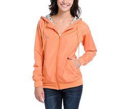 NWT Glamour Kills Windbreaker Jacket sweater hoodie Juniors