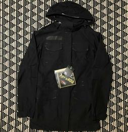 NWT Womens Nike Goretex Full Length Trench Rain Coat Jacket