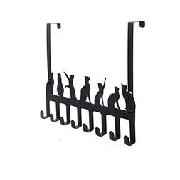 Wintek Over the Door Hook Hanger, Heavy Duty Organizer Rack