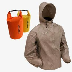 Frogg Toggs Oversized Ultra-Lite2 Breathable Rain Jacket for