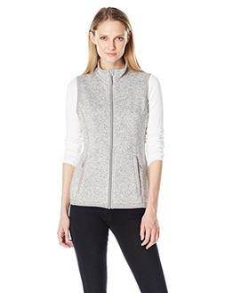 Charles River Apparel Women's Pacific Heathered Sweater Flee