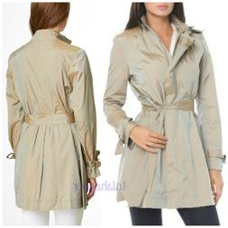 packable jacket trench spring coat travel bag