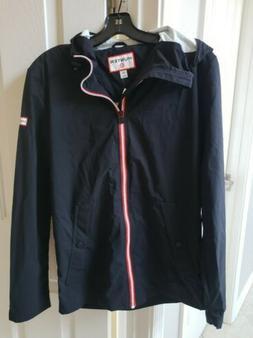 Hunter For Target Packable Rain Coat Black Jacket XS NEW