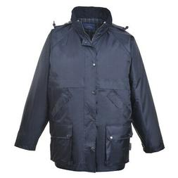 Portwest Perth Stormbeater Jacket Waterproof Rain Coat Outdo