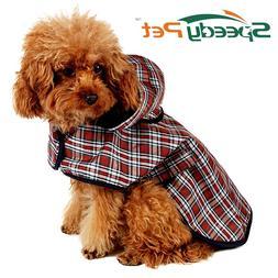 Pet Apparel Dog Clothes Dog Raincoat Pet Jacket Reflective <
