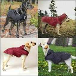 Pet Rain Coat Jacket Rainwear Outdoor waterproof Raincoat fo