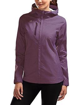Paradox Women's Platinum Waterproof Rain Jacket