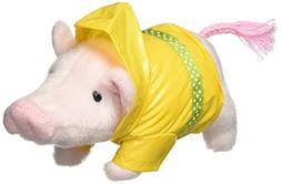 GUND Pop Raincoat Mini Pig Stuffed Animal Plush, 6""