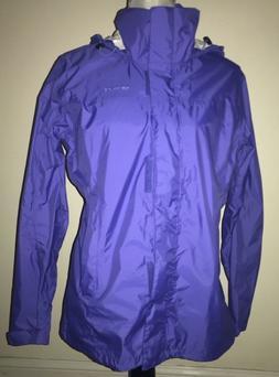 MARMOT Precip Jacket Women's GEMSTONE PURPLE size S or M NWT