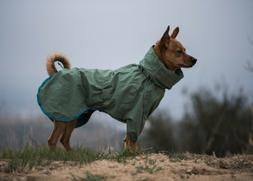 rain blocker waterproof dog jacket coat