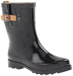 Women's Chooka 'Top Solid Mid Height' Rain Boot, Size 9 M -