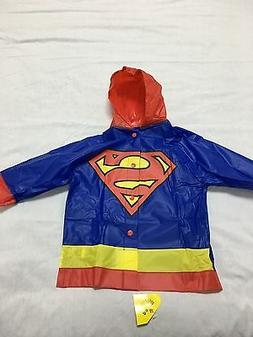 rain coat for Boys size 7