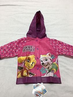 rain coat for Girls size 4T