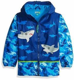 Stephen Joseph Rain Coat Shark 6X