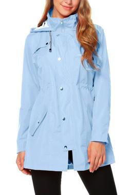rain jacket for women waterproof with hood