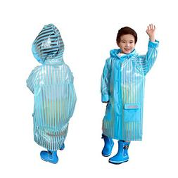 Rain Poncho for Kids to Cover Backpack,C.A.Z Age 5-12 Kids T