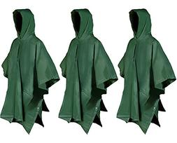 rain poncho hoodie