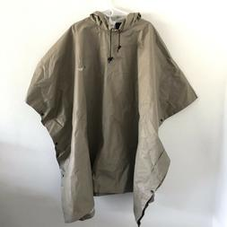 rain poncho one size fits all snaps