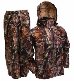 Frogg Toggs All Sport Rain Suit, RealTree Purpose Xtra Color