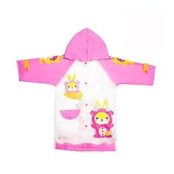 Hosim Kids Raincoat for Girls and Boys, Children Waterproof