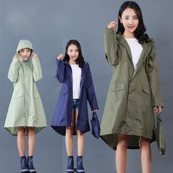 Raincoat Women 2019 Fashion Ladies <font><b>Rain</b></font>