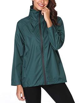 Raincoats Waterproof Cycling Waterproof Jacket with Hood Bom