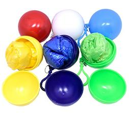 TOOTO Pack of 6 Random Color Convenient Disposable Emergency