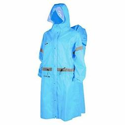 Reflective Pack Covers Backpack Poncho Rain Raincoat Cape Fo