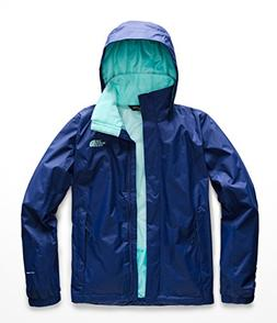 The North Face Women Resolve 2 Jacket - Sodalite Blue & Mint