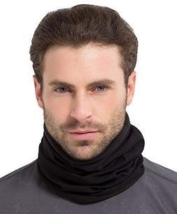 Tough Headwear Reversible Microfiber Fleece Gaiter Tube Neck