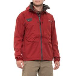 Simms Riffle Rain Suit Fishing Jacket Coat - Size L thru 2XL