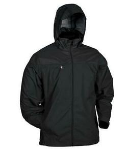 Frogg Toggs River Toadz Pack Jacket, Black, Size Small