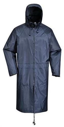 Portwest S438NARXXXL Classic Rain Coat Navy - 3XL