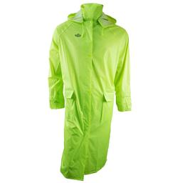RK Safety RC-PP-HIG44 Hi-Vis Green Polyester Trench Long Rai