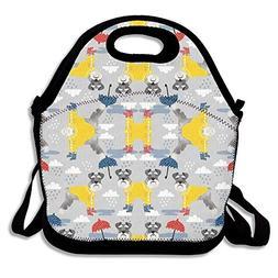 Dmgp Home Schnauzer Raincoat Dog Fabric Pattern Spring Light