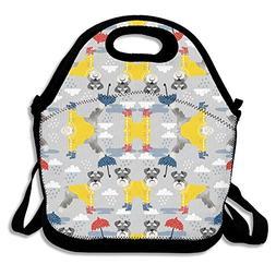 BdV7yP Schnauzer Raincoat Dog Fabric Pattern Spring Light Lu