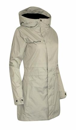 Columbia Shine Struck II Waterproof Women's Rain Jacket TAN