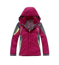 Snowboarding Jackets 2-piece Set Jd507 Chinese Size