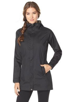 Columbia Women's Splash A Little Rain Jacket, Medium, Black