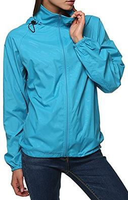 Sawadikaa Women's Super Lightweight Running Jacket Quick Dry