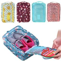 Travel Supplies - Waterproof Travel Tote Shoes Storage Bag C