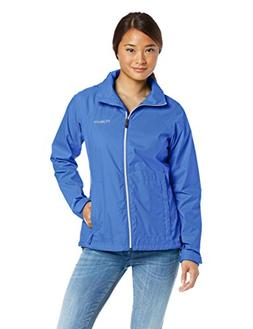 Columbia Women's Switchback II Jacket, Harbor Blue, M