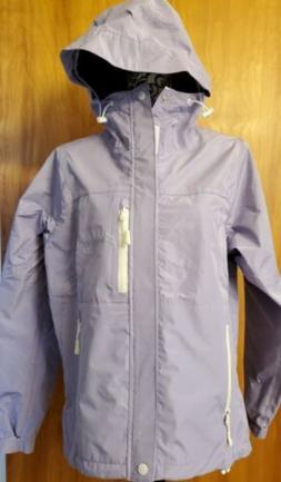 FROGG TOGGS TOADZ purple Rain Coat Jacket Small NWOT