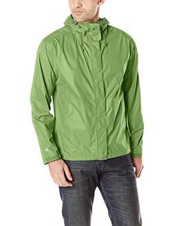 White Sierra Men's Trabagon Rain Shell Raincoat, X-Large, Fl