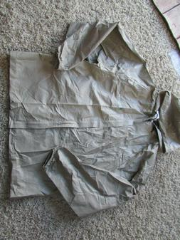 Frogg Toggs UltraLite 2  Khaki Rain Suit Size XL - XXL 100%