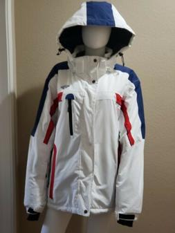 Wantdo unisex Mountain Waterproof Ski Jacket Windproof Warm