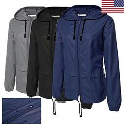 us men light jacket waterproof hoodie outdoor