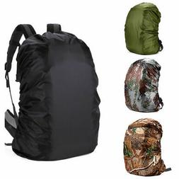 US Waterproof Dust Rain Cover Backpack Outdoor Portable Camp
