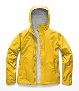 The North Face Women Venture 2 Jacket - Leopard Yellow - S